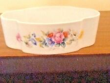 Antique Limoges Of France Open Dish/Container - Hand Painted