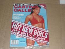 BRAND NEW FACTORY SEALED CASTING CALLS MAGAZINE / 2002 / BENT CORNER