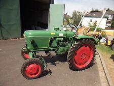 Oldtimer-Traktor-Fend-FIX 1-FW 116 mit H-Kennzeichen