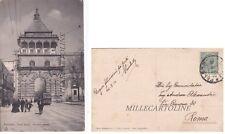 PALERMO: Porta Nuova - Facciata esterna  1910