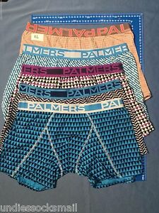 10 pack of MEN'S PALMERS Trunks BOXER SHORTS briefs soft cotton Stretch S-XL