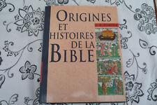 J R PORTER ORIGINES ET HISTOIRES DE LA BIBLE TRES BON ETAT 1997