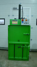 Vartical baler - waste press - waste compactor Bartontech 50+