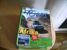 tours 2/2006 Magisches Afrika  u. a. Themen s. Bild