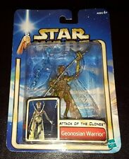 STAR WARS GEONOSIAN WARRIOR SAGA COLLECTION 2 #015 ACTION FIGURE ATTACK OF CLONE