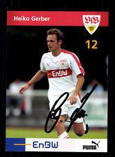 Heiko Gerber Autogrammkarte VfB Stuttgart 2005-06 Original + A 130996