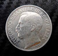 Moneta 2 lira Vittorio Emanuele III  Cinquantenario 1911    ( 1026 )