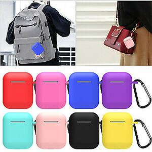 Mini Soft Silicone Case For Apple Airpods Shockproof Cover For Apple AirPods