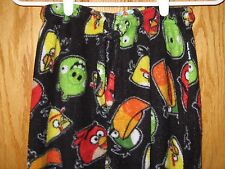 ANGRY BIRDS Game Movie Lounge Pants PJ Pajama Bottoms - SMALL - Previously Owned