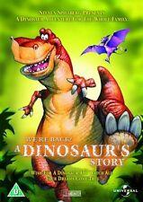 We're Back! A Dinosaur's Story [DVD] By Steve Hickner.