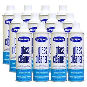 Sprayway Glass Cleaner SW-50 19oz - 1 Case (12)