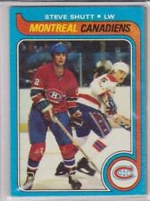 1979-80 Topps Hockey Steve Shutt Montreal Canadiens Flyers #90