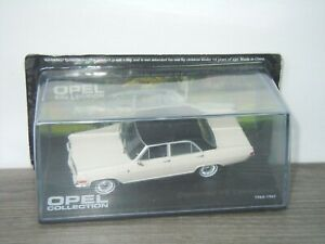 Opel Diplomat V8 Limousine - Opel Collection 1:43 in Box *50556