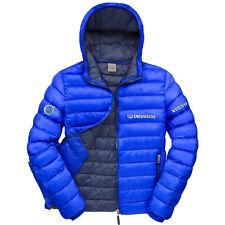 Volvo Branded Urban Snowbird Men's Hooded Jacket Royal/Navy