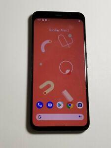 Google Pixel 4-  64GB -  Pink - Verizon unlocked -  Fully functional - 11MY