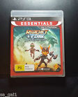 NEW SEALED Ratchet And Clank A Crack In Time (Sony PlayStation 3, 2010) PS3
