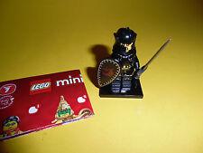 Lego Sammelfiguren Serie 7 (8831): Schwarzer Ritter