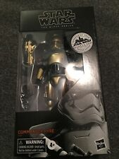 Star Wars Black Series Commander Pyre Target Exclusive IN HAND Galaxy's Edge