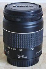Canon EF 28-80mm f3.5-5.6 MkII Lens # 2207 - SLR / DSLR