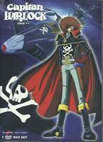 Capitan Harlock - Serie TV - Collector's Edition - Cofanetto 7 Dvd - Nuovo