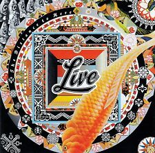 Live: the distance to here/CD (radioactive Records 1999)