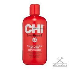 (€3,91/100ml) CHI FAROUK IRON GUARD 44 Thermal Protecting Silk Shampoo 355ml