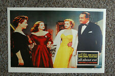 All about Eve Lobby Card Movie Poster Marilyn Monroe