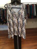 Small Sleeveless Lulu B Tunic Retail $49