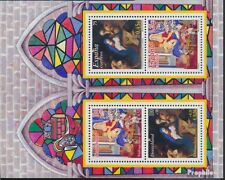 Spain block102 (complete issue) unmounted mint / never hinged 2001 christmas