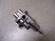 "Shurflo GPST4 gear pump 1/2"" self priming pedestal mount 125 psi 10.1 gpm"