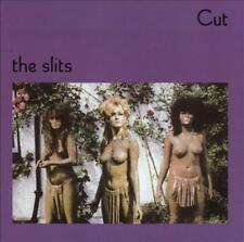 THE SLITS - CUT USED - VERY GOOD CD