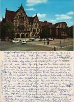Ansichtskarte Bielefeld Strassen Ansicht am Rathaus 1977