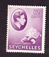 Seychelles 1938 GVI 12c, mm,  sg139 , cat £50