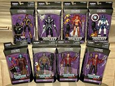 Guardians of the Galaxy Marvel Legends Action Figure BAF TITUS Wave 1 Case of 8