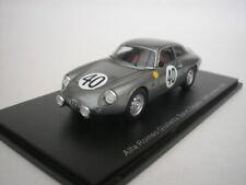 Alfa Romeo Giulietta Sport Zagato #40 24hrs Le Mans 1962 1/43 spark S9051 New