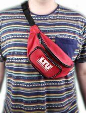 Gürteltasche Bauchtasche Hüfttasche Tasche LTU 90er TRUE VINTAGE 90s rot bum bag