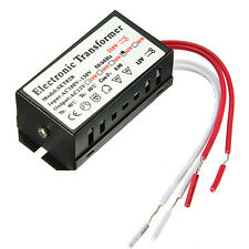 60W Halogen Light Power Supply Converter Electronic Transformer 110V to 12V