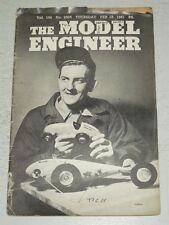 MODEL ENGINEER #2595 VOL 104, FEBRUARY 15TH 1951 <