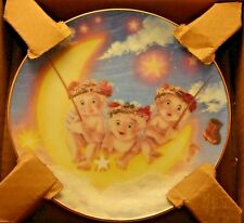 By The Light Of The Moon Hamilton Collection Dreamsicles Collector Plate No COA
