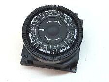 Diehl TA4073 Time Clock Timer Type 880, 120V, 7-Day, SPST, Jacuzzi 7106000