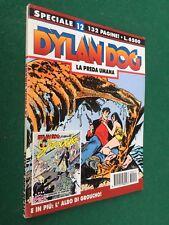 DYLAN DOG SPECIALE n.12 LA PREDA UMANA Sergio Bonelli (1998) Special OTTIMO