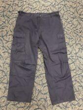 ROTHCO Official EMT Paramedic Uniform Cargo Pant Size 36X27 Navy Blue BR30