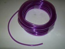 7 ft. Purple Fuel Gas Line Hose Tube for Go Kart, ATV, Minibike, Dirt Bike