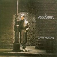 Gary Numan - I, Assassin [CD]