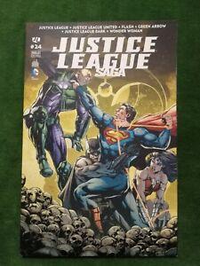 Justice League Saga 24 2015 - Dc Comics urban comics