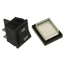 On/Off Power Switch with Cover for the Razor® Dirt Quad Electric ATV (SWT-156-C)