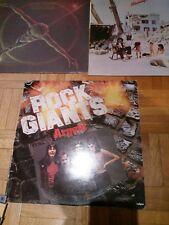 ROD ARGENT Vinyl LP's x 3 JOB LOT MOVING HOME, ARGENT CIRCUS & Rock Giants