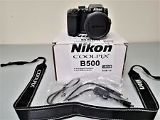 Nikon Coolpix B500  16.0 MP Camera With Extras