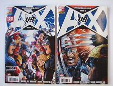 Avengers vs. x-Men (Panini, GB.) nº 1-6 rodamient. (z1)