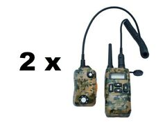 BCA Backcountry Access BC Link Radio, Camo Camouflage, Twin Pack